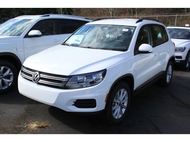 2017 Volkswagen Tiguan Limited/Premium/Wheel Pkg Seattle WA