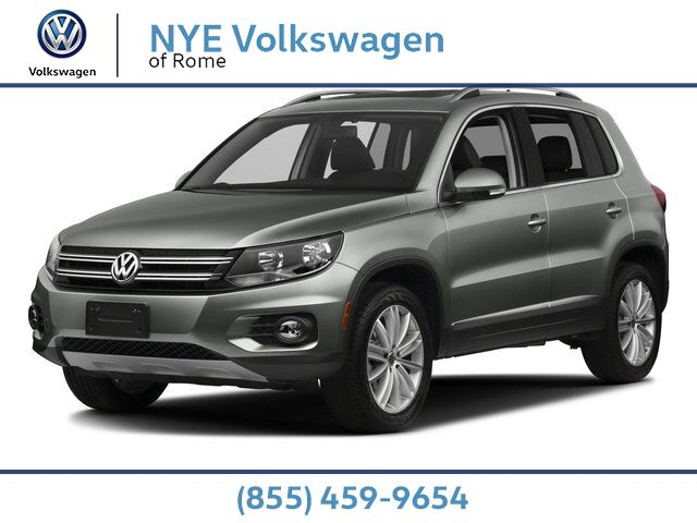 2017 Volkswagen Tiguan Limited  Rome NY