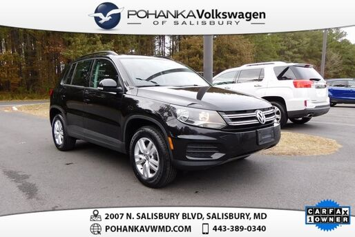 2017_Volkswagen_Tiguan_S 4Motion ** CERTIFIED ** LEATHER ** AWD **_ Salisbury MD