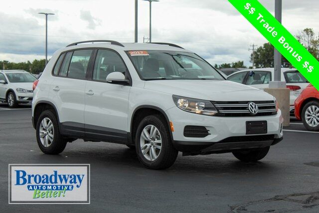2017 Volkswagen Tiguan S 4Motion Green Bay WI