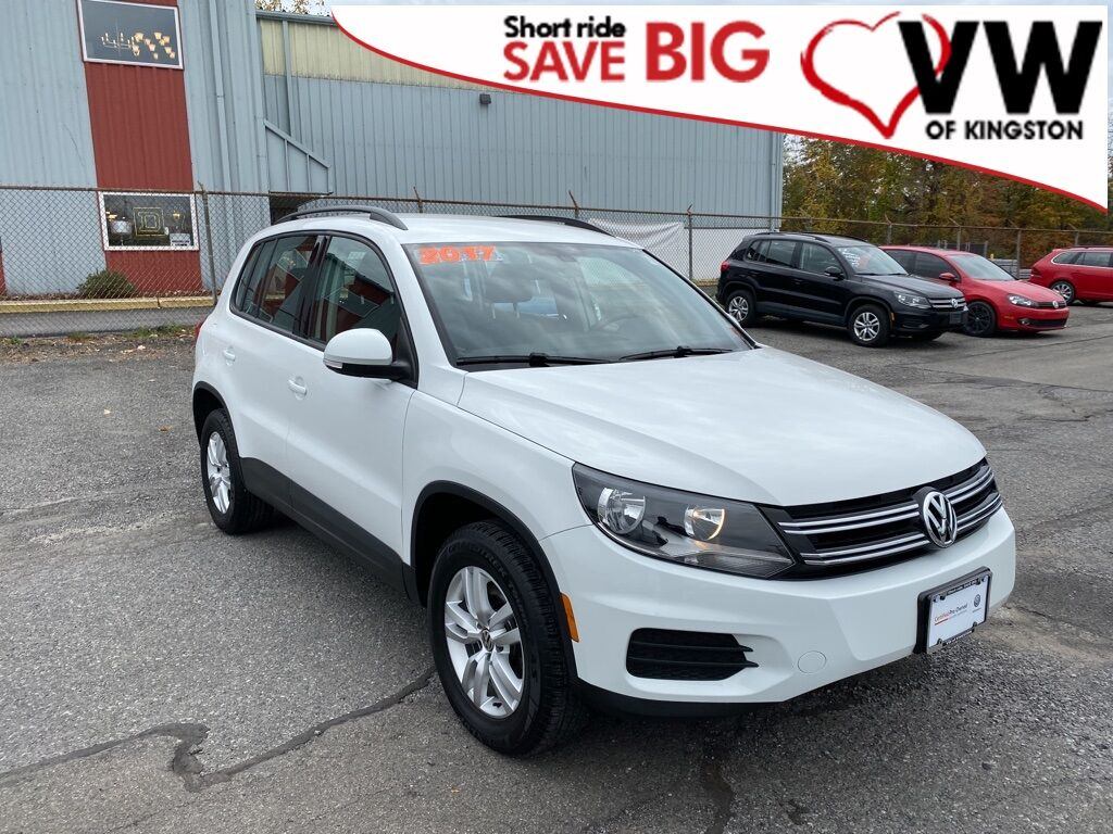 2017_Volkswagen_Tiguan_S 4Motion_ Kingston NY