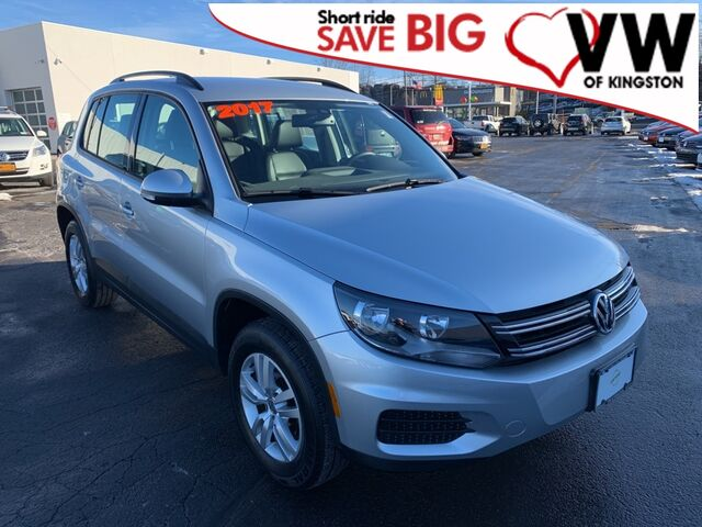 2017 Volkswagen Tiguan S 4Motion Kingston NY
