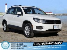 2017_Volkswagen_Tiguan_S_ South Jersey NJ