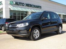 2017_Volkswagen_Tiguan_S LEATHER, BACKUP CAMERA HTD FRONT STS, KEYLESS START, SMART DEVICE INTEGRATION, BLUETOOTH_ Plano TX