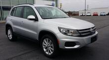 2017_Volkswagen_Tiguan_S_ Watertown NY