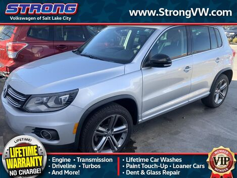 2017_Volkswagen_Tiguan_SPORT_ Salt Lake City UT