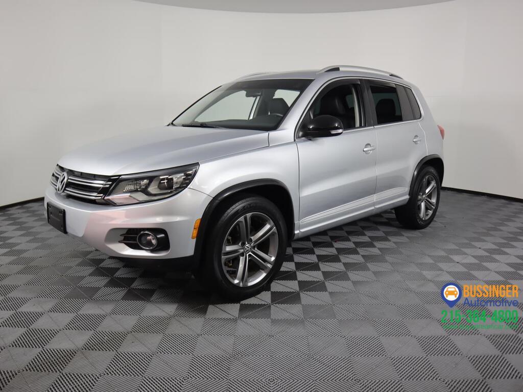 2017 Volkswagen Tiguan Sport - All Wheel Drive Feasterville PA