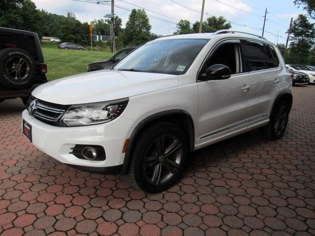 2017 Volkswagen Tiguan Sport 4MOTION, Push Button Engine Start, Navigation System, Rear-View Camera, Smartphone Interface, Bluetooth Streaming Audio, Heated Leather Seats, Panorama Sunroof, 18-Inch Alloy Wheels, Bridgewater NJ
