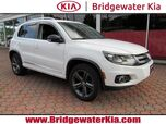 2017 Volkswagen Tiguan Sport 4MOTION, Push Button Engine Start, Navigation System, Rear-View Camera, Smartphone Interface, Bluetooth Streaming Audio, Heated Leather Seats, Panorama Sunroof, 18-Inch Alloy Wheels,