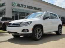 2017_Volkswagen_Tiguan_Sport 4Motion LEATHER, PANORAMIC SUNROOF, NAVIGATION, BACKUP CAM, KEYLESS START, UNDER WARRANTY_ Plano TX