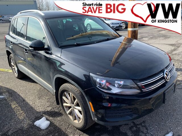 2017 Volkswagen Tiguan Wolfsburg 4Motion Kingston NY