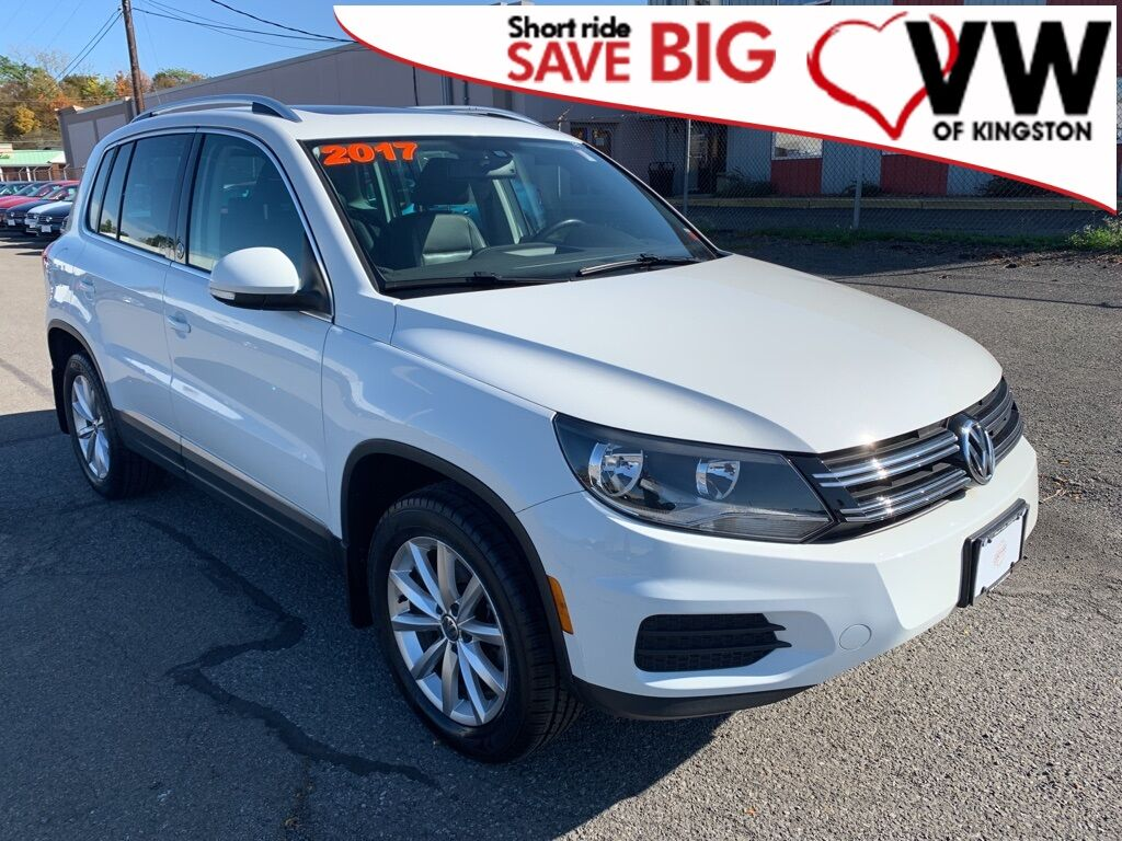 2017_Volkswagen_Tiguan_Wolfsburg 4Motion_ Kingston NY