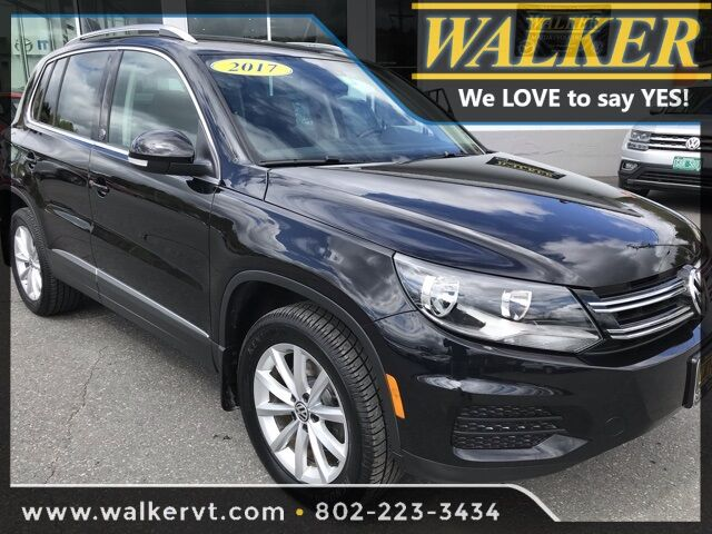 Used Volkswagen Tiguan Southington Ct