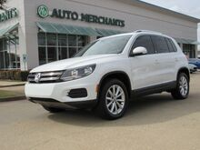 2017_Volkswagen_Tiguan_Wolfsburg Edition ***MSPR $31,360*** Panoramic Roof, Back-Up Camera, Bluetooth Connection_ Plano TX