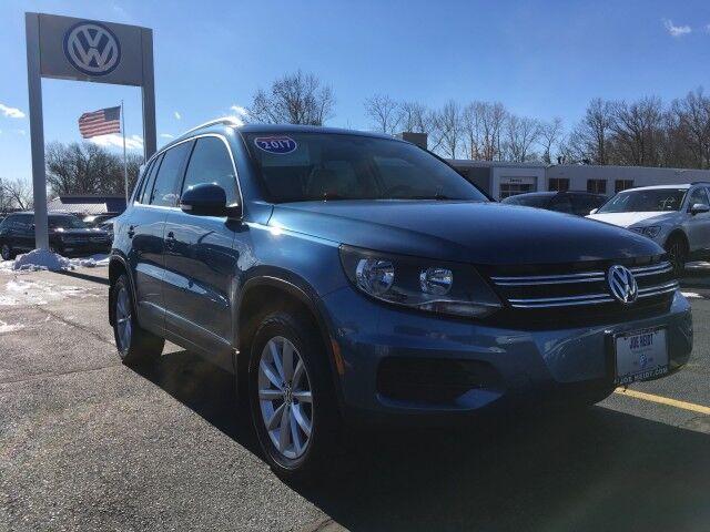2017 Volkswagen Tiguan Wolfsburg Edition Ramsey NJ