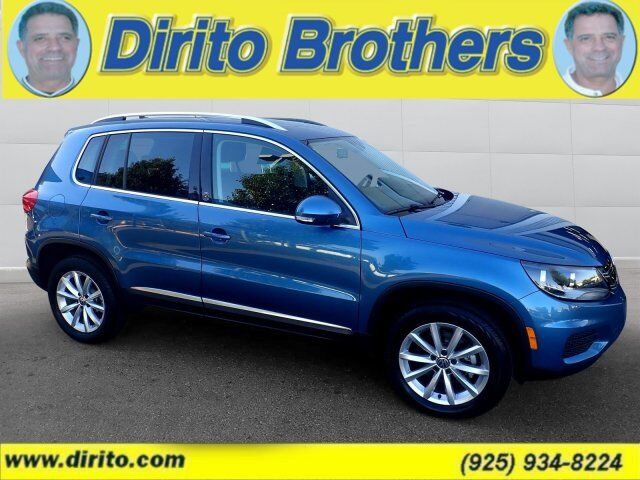 Used Volkswagen Tiguan Wolfsburg Edition Walnut Creek Ca