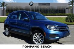 2017_Volkswagen_Tiguan_Wolfsburg Editionition_ Coconut Creek FL