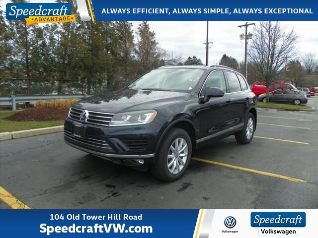 2017 Volkswagen Touareg Sport with Technology Wakefield RI