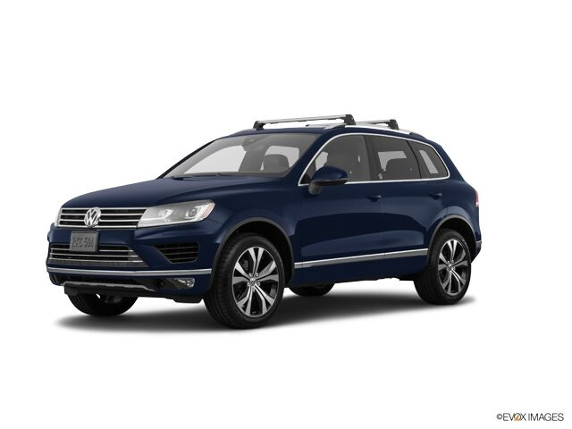 2017 Volkswagen Touareg V6 Executive 4Motion Chattanooga TN