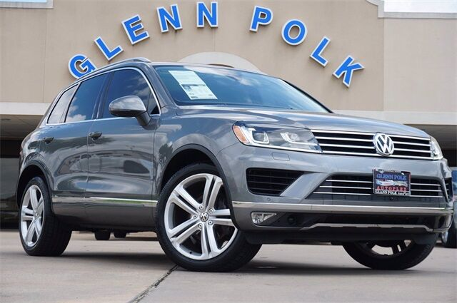 2017 Volkswagen Touareg V6 Executive Gainesville TX
