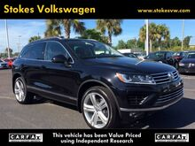 2017_Volkswagen_Touareg_V6 Executive_ North Charleston SC