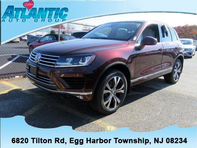 2017 Volkswagen Touareg Wolfsburg Edition Egg Harbor Township NJ