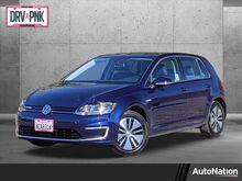 2017_Volkswagen_e-Golf_SE_ San Jose CA