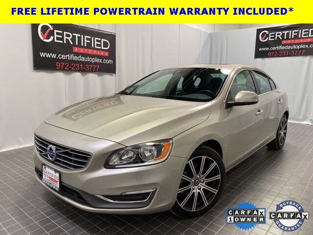 2017 Volvo S60 Inscription T5 Dallas TX