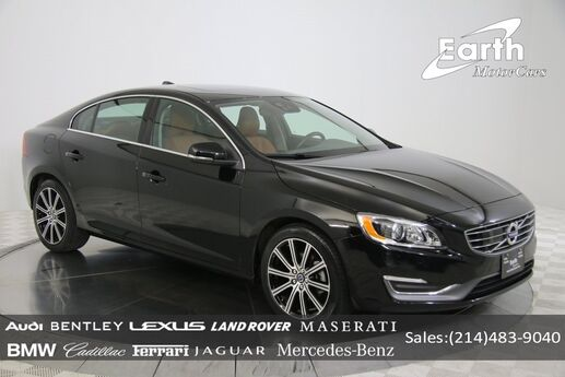2017 Volvo S60 Inscription T5 Platinum Carrollton TX