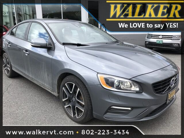 2017 Volvo S60 T5 Dynamic Barre VT