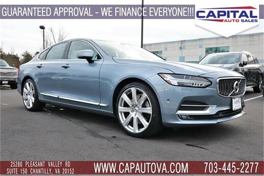 2017 Volvo S90 T6 Inscription Chantilly VA