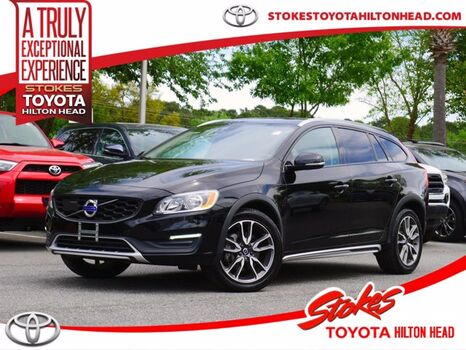 2017_Volvo_V60 Cross Country_4DR WGN T5 AWD_ Aiken SC