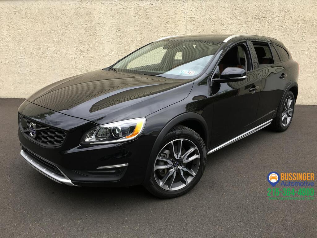 2017 Volvo V60 Cross Country Platinum - All Wheel Drive w/ Navigation Feasterville PA