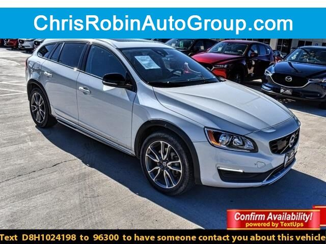 2017 Volvo V60 Cross Country T5 AWD Midland TX
