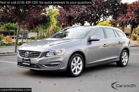 2017_Volvo_V60 Premier Fully Loaded with BLIS & Navigation_Convenience Package/California Car/Clean!_ Fremont CA