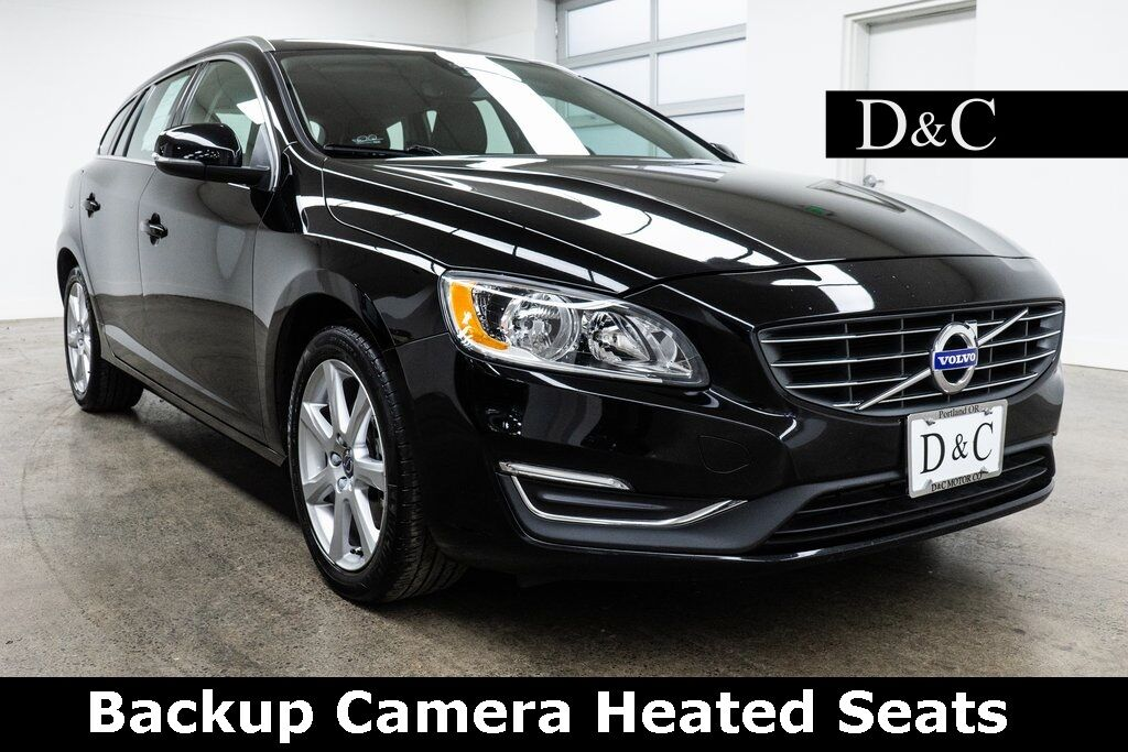 2017 Volvo V60 T5 Premier Backup Camera Heated Seats Portland OR
