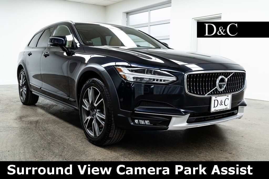 2017 Volvo V90 Cross Country T6 AWD Surround View Camera Park Assist Portland OR