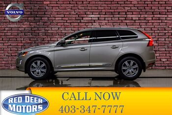 2017_Volvo_XC60_AWD T6 Drive-E Premier Leather Roof Nav_ Red Deer AB