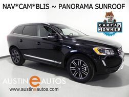 2017_Volvo_XC60 T5 Dynamic_*NAVIGATION, BACKUP-CAMERA, BLIND SPOT ALERT, PANORAMA SUNROOF, LEATHER, BLUETOOTH PHONE & AUDIO_ Round Rock TX