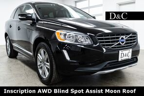 2017_Volvo_XC60_T5 Inscription AWD Blind Spot Assist Moon Roof_ Portland OR