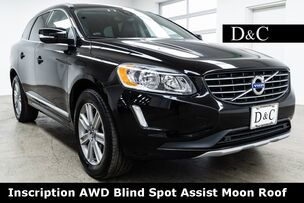 2017 Volvo XC60 T5 Inscription AWD Blind Spot Assist Moon Roof