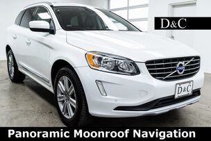 2017 Volvo XC60 T5 Inscription Panoramic Moonroof Navigation