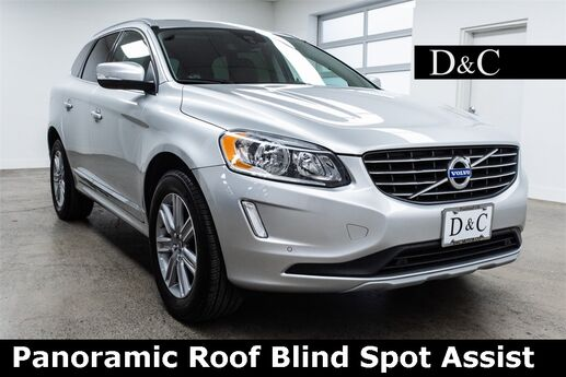 2017 Volvo XC60 T5 Inscription Panoramic Roof Blind Spot Assist Portland OR