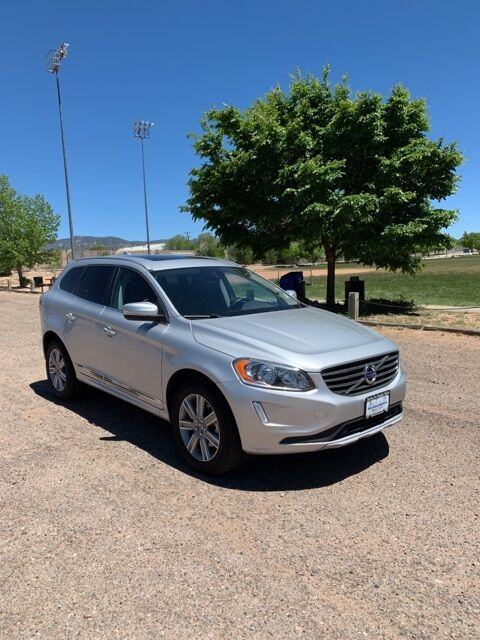 2017_Volvo_XC60_T5 Inscription_ Santa Fe NM