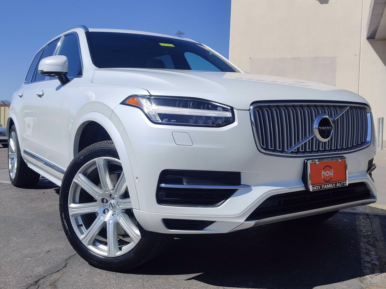 2017 Volvo XC90 Hybrid Plug-in T8 Excellence eAWD