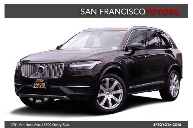 2017 Volvo XC90 Hybrid T8 Inscription San Francisco CA