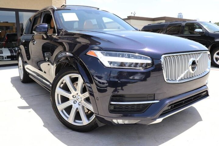 2017 Volvo Xc90 Inscription Clean Carfax 1 Owner Every Option