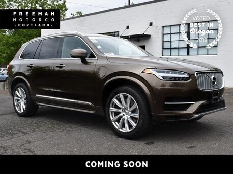 2017_Volvo_XC90_Inscription T8 Hybrid AWD Adaptive Cruise 3rd Row_ Portland OR