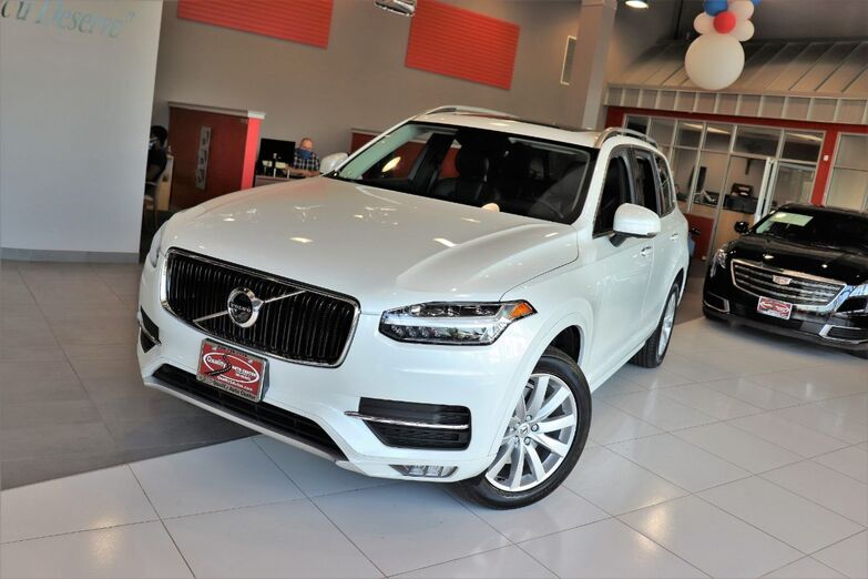 2017 Volvo XC90 Momentum Vision Package Blind Spot Sunroof Navigation 1 Owner Springfield NJ