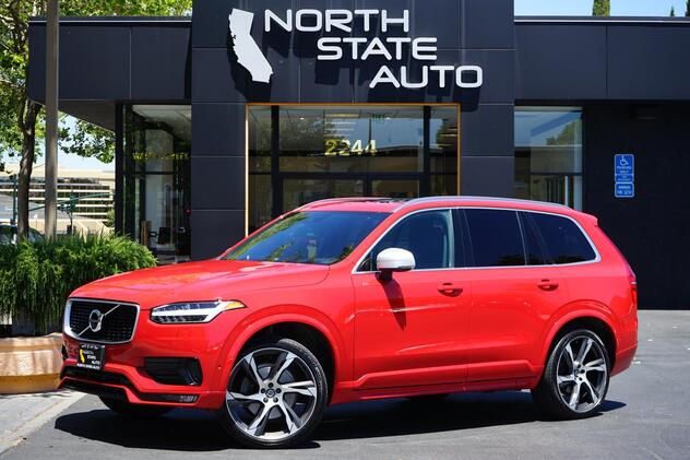 2017_Volvo_XC90_R-Design_ Walnut Creek CA